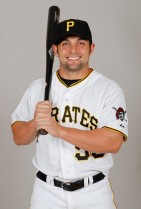 Michael+McKenry+Pittsburgh+Pirates+Photo+Day+CDdEWHxGsaLl