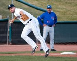 Sky Sox 2014 home opener at Security Service Field