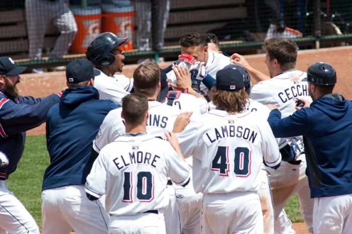 Sky Sox walk it off over Nashville on Orlando Arcia's 3 run home run
