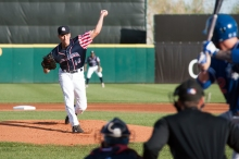 Brent Suter has been one of the Sky Sox best pitchers over the past few weeks. (Paat Kelly)